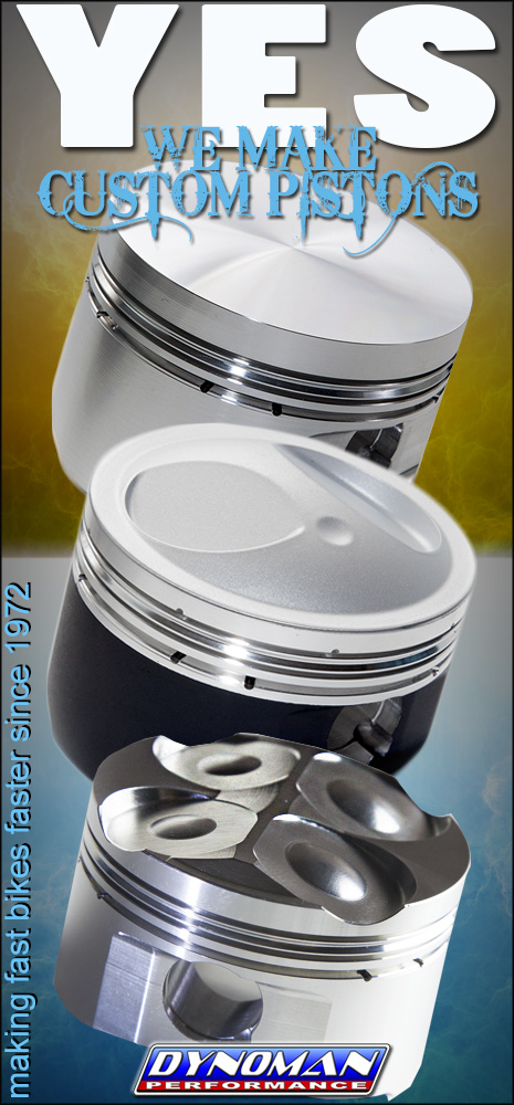 Dynoman Custom Piston Kits