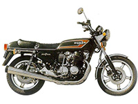 CB750 F2 Parts at Dynoman