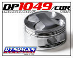 DP1049/cbr Piston Kit for CBR1000F at Dynoman