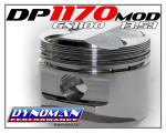 Dynoman 1170cc Race Pistons for GS1100