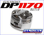 Dynoman Piston Kit DP1170 for GS1100 Suzuki