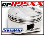 DP1195xx for Blackbird CBR1100xx at Dynoman