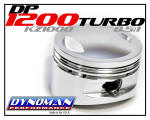 Dynoman 1200cc DP1200 Turbo Piston Kit for KZ1000