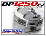 Dynoman 1250cc Piston Kit for FJ1200 12:1