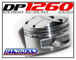 Dynoman 1260 Piston Kit for GS1100