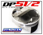 Dynoman Piston Kit for RC51 Honda