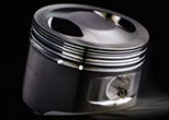 Dynoman Performance Pistons for CB550