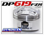 FZR600 Piston Kit DP619/fzr at Dynoman