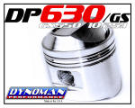 Suzuki GS550 Big Bore Piston Kit at Dynoman 630cc
