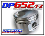 Dynoman Piston Kit for FZ600