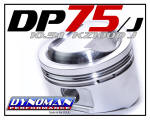 DP75/J Piston Kit for KZ1000J at Dynoman