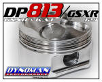 Dynoman Katana / GSXR Piston Kit 813cc