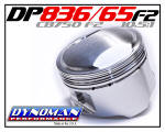 836 Piston Kit for CB750 F2 at Dynoman