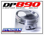 DP 890cc Piston Kit for CB750 SOHC at Dynoman