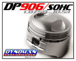 DP906 Piston Kit for CB750 at Dynoman