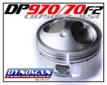 Dynoman 970cc Piston kit for CB750 F2
