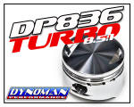 DP836 Turbo Pistons for Honda CB750 at Dynoman