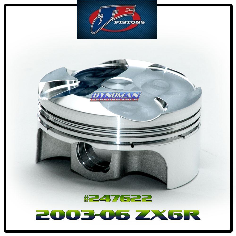 JE Pistons Piston Ring Set XG7800