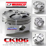 Wiseco CK106 Piston Kit at Dynoman