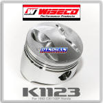 Wiseco K1123 Piston Kit for CB1100F at Dynoman