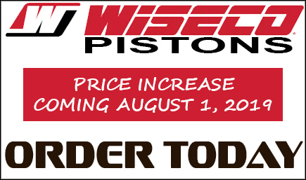 Wiseco Pistons at Dynoman Performance